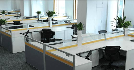现代办公桌椅的分类及设计要点