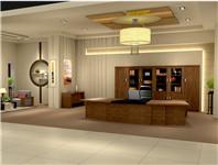 上海现代办公家具线下展示厅