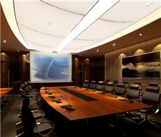 中型会议室办公家具