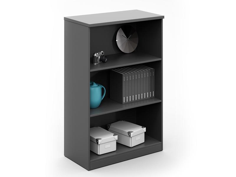 办公室文件矮柜_储物展示陈列组合柜