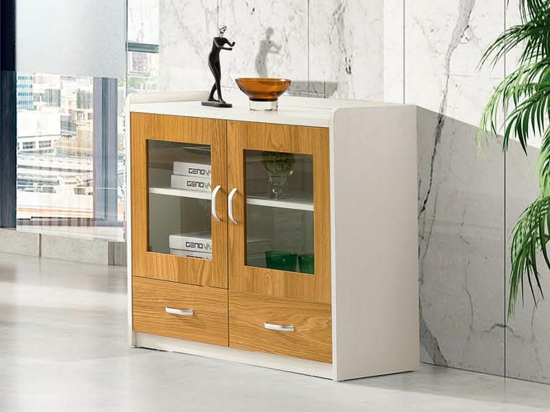 办公室柜子矮柜活动柜茶水柜板式文件柜