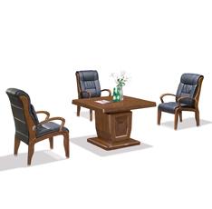 四人小型会议桌--御泰U02C11
