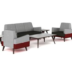 时尚休闲沙发 办公沙发DA8084
